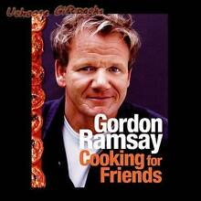 Gordon Ramsay Cooking for Friends - GREAT GIFT! Helensvale Gold Coast North Preview