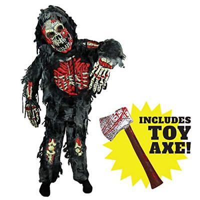 Spooktacular Creations Zombie Deluxe Costume for Child with Bloody Soft Plastic - Zombie Costumes For Children