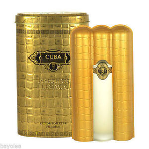 CUBA Prestige Legacy edt 90 ml * Eau de Toilette for Men Parfum Perfume