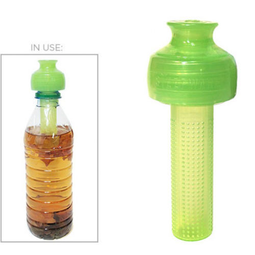 STEEP & GO Cold Brew Infuser/Steeper by THE TEA SPOT for dis