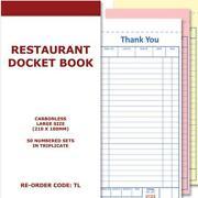 Docket Books
