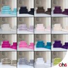 Egyptian Cotton Solid Pattern Bath Sheet Towels