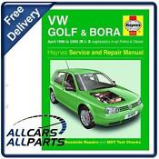 VW Bora Haynes Manual
