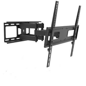 Tv wall mount full motion for upto 55 inch