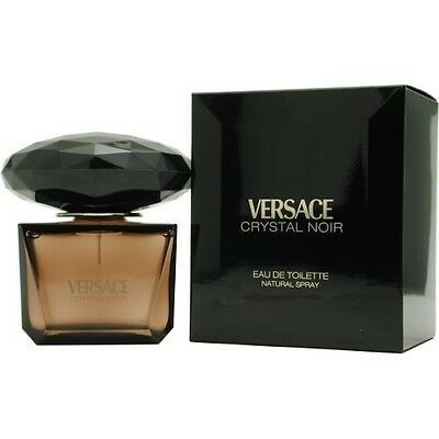 VERSACE CRYSTAL NOIR  30ML EAU DE TOILETTE SPRAY BRAND NEW & SEALED