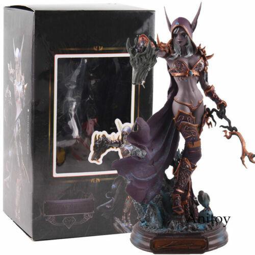 New World of Warcraft Sylvanas Windrunner Action Figure WOW