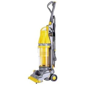 DYSON DC07 FULLY SERVICED 6 MONTHS WARRANTY YELLOW MODEL DELIVERY OPTION AVAILABLE