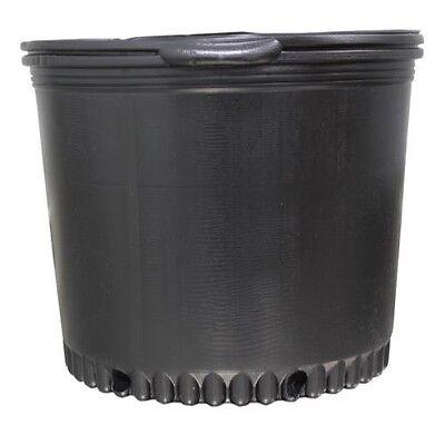 Commercial 1 2 3 5 7 10 15 25 Gallon Nursery Pots Vegetable Garden Pepper Herbs 5 Gallon Nursery Pot