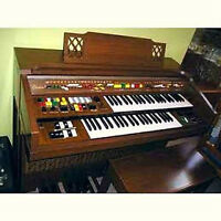 Yamaha electone C-55 Organ for sale
