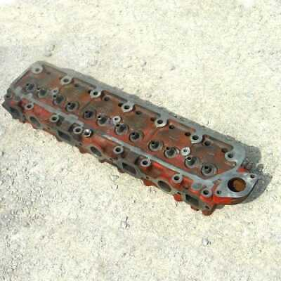 Used Cylinder Head Compatible With International 806 756 656 766 826 706 856