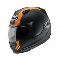 ARAI DEFIANT BASE HELMET ORANGE/CASQUE DE MOTO DEFIANT ORANGE