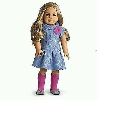 **NEW** American Girl Sweet School Dress ~ NEW in Box!