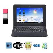 10 Android Netbook