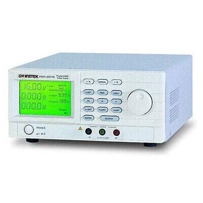 Instek Psp-405 Programmable Switching Dc Power Supply 40v5a