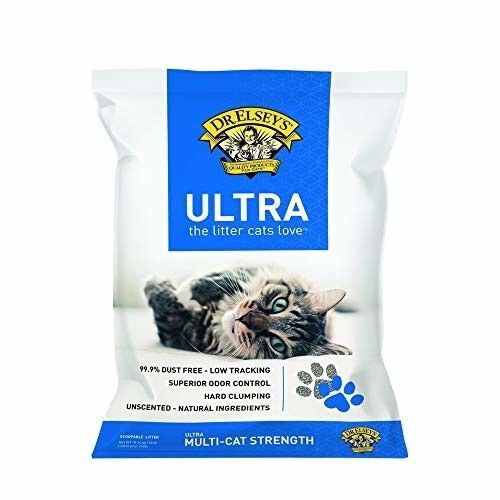 Dr. Elsey's Precious Cat Ultra Premium Clumping Natiral Cat