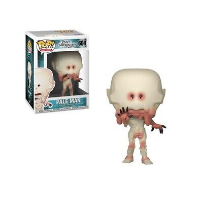 FUNKO POP! MOVIES: PAN'S LABYRINTH - PALE MAN 604 32317 VINYL FIGURE - Labyrinth Toys