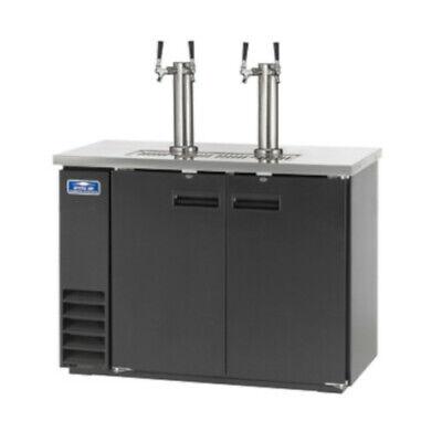 Arctic Air Add48r-2 Direct Draw Beer Dispensing Refrigerator