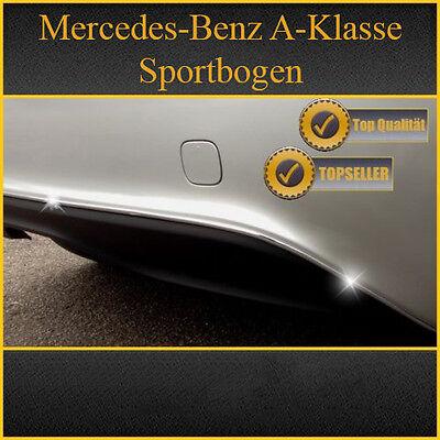 MERCEDES A-KLASSE W176 - 3M SPORTBOGEN CHROM-LEISTE CHROMLEISTE ZIERLEISTE gebraucht kaufen  Mönchengladbach