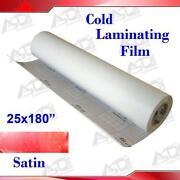 Cold Laminating Film