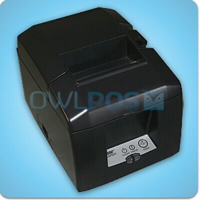 Star Tsp650 Tsp654 Sk Liner Free Linerless Pos Label Printer Ethernet Square