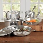 Top 3 Stainless Steel Cookware Sets
