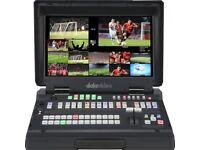 Datavideo HS-2850 - 8 8-Channel HD/SD Portable Video Studio - Brand New