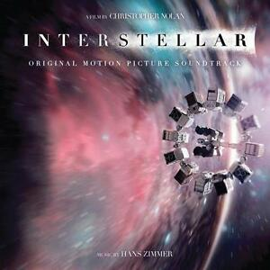 HANS ZIMMER - INTERSTELLAR     - CD NEU