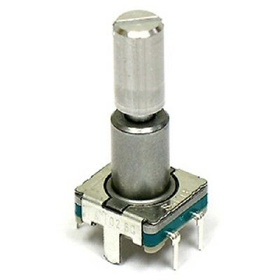 Alps Rotary Encoder Momentary Switch 30 Detents 360 Degrees 2 Pack