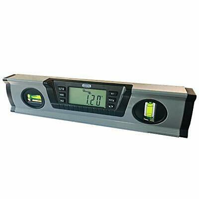 12 Inch Digital Level And Protractor - Eoutil Electronic Bubble Inclinometer Wit