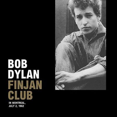 Bob Dylan   Live At The Finjan Club In Montreal July 2 1962   Lp   Russia Import