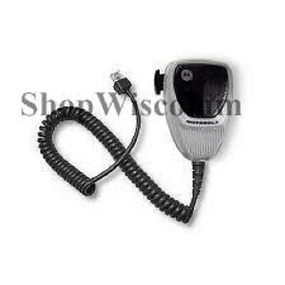Motorola Hmn1056d Hmn1056 Microphone Compact Cdm750 Cdm1250 Cdm1550 Gm300 Cm200