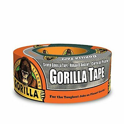 Gorilla Silver Duct Tape 1.88 X 12 Yd Silver Pack Of 1