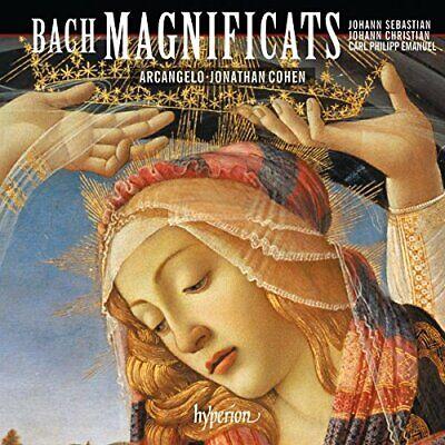 Arcangelo - Magnificats [Arcangelo; Jonathan Cohen] [Hyperion: CDA68157]
