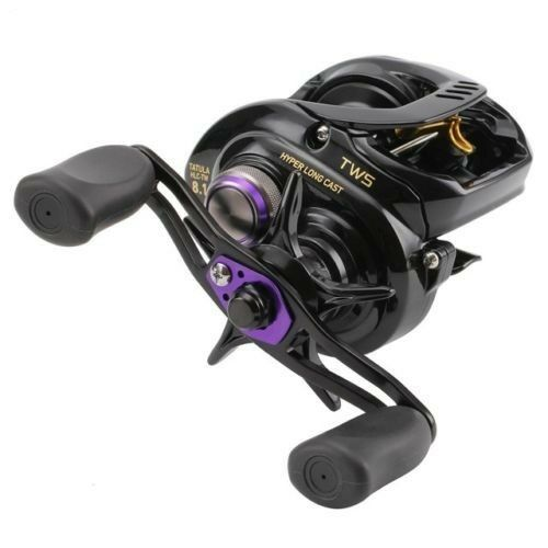 NEW Daiwa JDM TATULA HLC Hyper Long Cast Baitcasting Fishing Reel Select Models