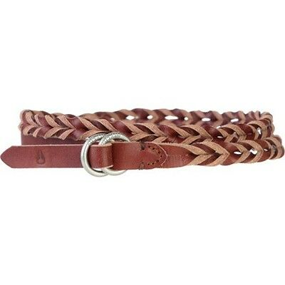 Oxblood C1668216-23 M//L Nixon Get It Skinny Belt