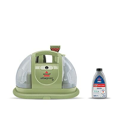 BISSELL Little Green Portable Spot and Stain Cleaner, 1400