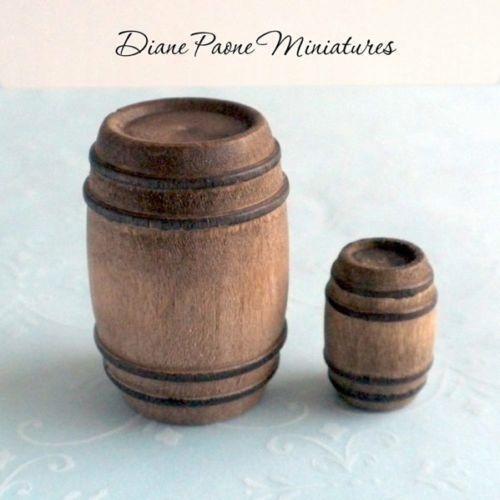 Miniature Wine Barrel Ebay