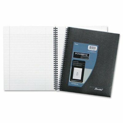 Mead Mea-06062 Cambridge 1-subject Limited Business Notebook - 80 Sheet[s] -