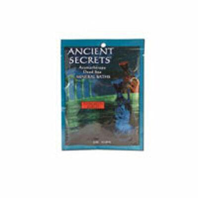 Ancient Secrets, Aromatherapy Dead Sea Mineral Baths Patchou