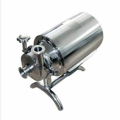 Stainless Steel Sanitary Pump Sanitary Beverage Milk Delivery Pump 110v B