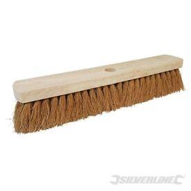 "Broom Soft Coco 18"""