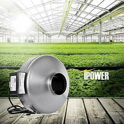 Ipower 4 Inch 442 Cfm Inline Duct Ventilation Fan