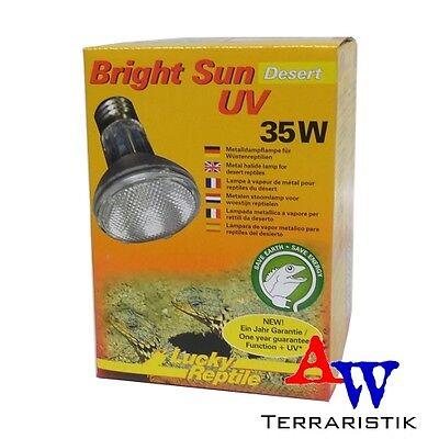 Lucky Reptile Bright Sun UV Desert 35W - UVA und UVB Strahlung