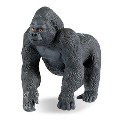Safari #282829 Lowland Gorilla Male, Toy Collectible Ape