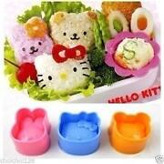Hello Kitty Egg Mold