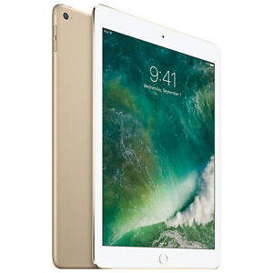 Apple Ipad Air 2 Gold 32GB Wifi like new with warranty