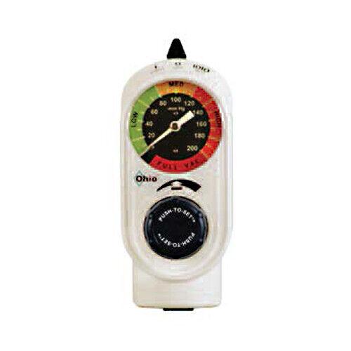 Ohio 1251 Continuous Intermittent Vacuum Regulator Push-To-Set