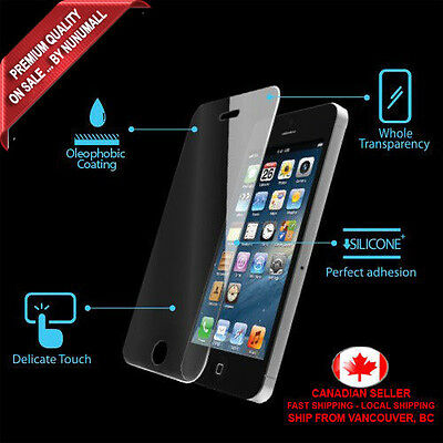 Tempered Glass Box Protector for Apple iPhone 4 4S Ultra Thin 9H 0. 26mm 2.5D