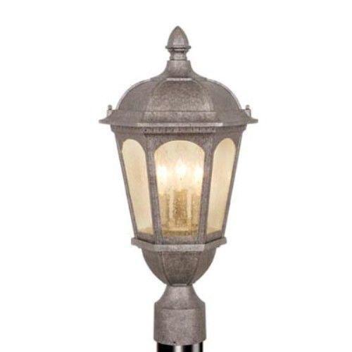 Outdoor Lamp Post Low Voltage: Outdoor Post Light Fixture