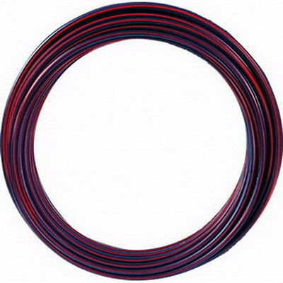 Viega Proradiant 2802us Black With Red Stripe Pex Barrier Tubing 12 X 300